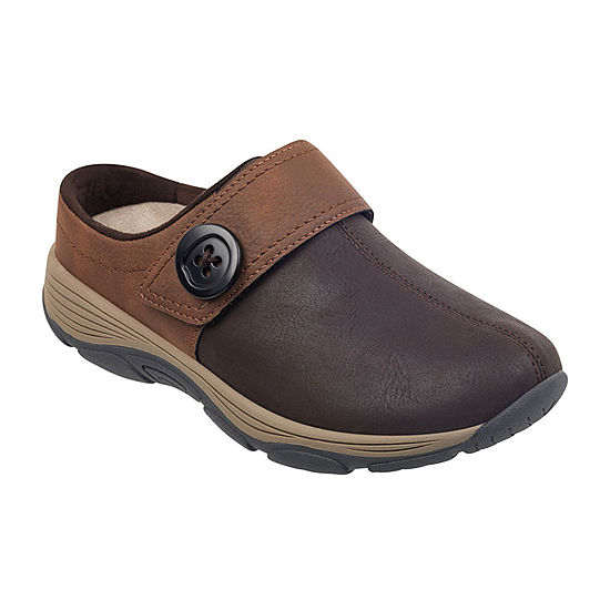 ec605bba6043 Easy Spirit Womens Vapour3-J Clogs Slip-on Round Toe - JCPenney