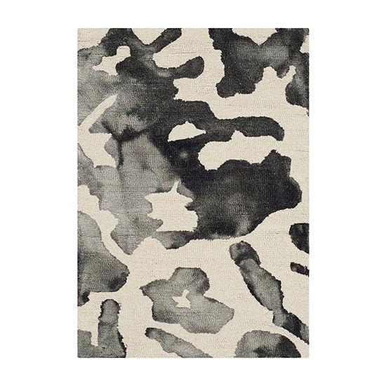 Safavieh Dip Dye Collection Emma Abstract Area Rug