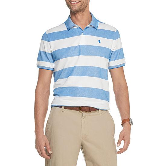 IZOD Advantage Performance Mens Cooling Short Sleeve Polo Shirt