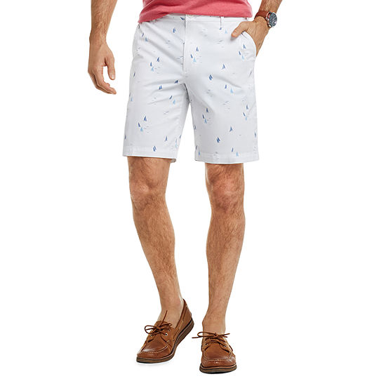 IZOD Saltwater Stretch Shorts Mens Stretch Chino Short-Big and Tall