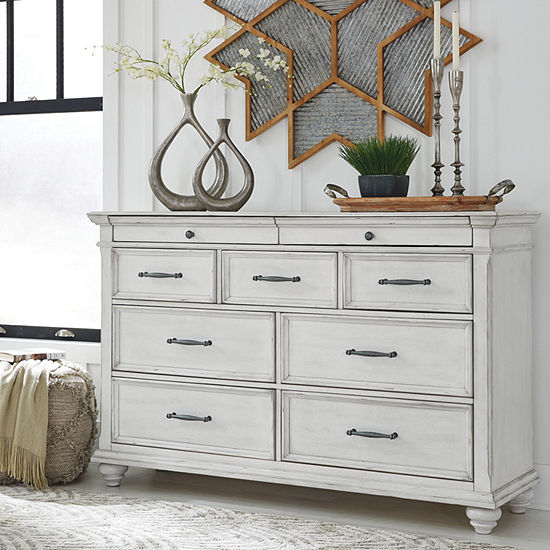Signature Design by Ashley Kaelyn Bedroom Collection 7-Drawer Dresser
