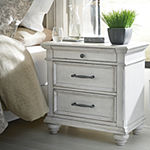 Signature Design by Ashley Kaelyn Bedroom Collection 3-Drawer Nightstand