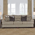 Signature Design by Ashley Kanani Collection Roll-Arm Sofa