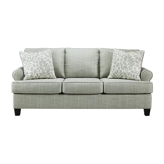 Signature Design by Ashley Kilia Collection Roll-Arm Sofa