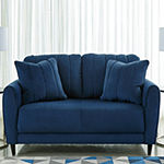 Signature Design by Ashley Endora Collection Track-Arm Loveseat