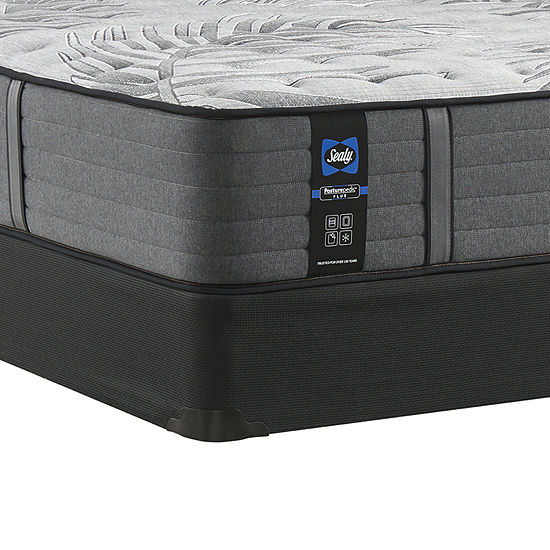 Sealy® Posturepedic Plus Porteer Medium Mattress + Box Spring