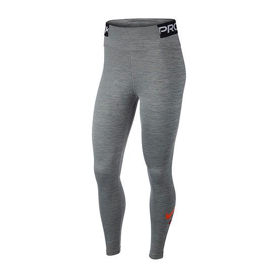 Nike Mid Rise Full Length Leggings