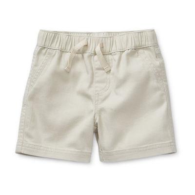 Okie Dokie Baby Boys Pull-On Short