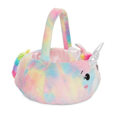 City Streets Easter Basket - Unicorn