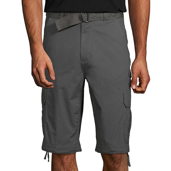 Akademiks Mens Stretch Cargo Short