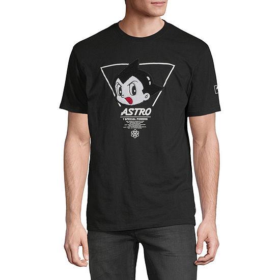 South Pole Astro Boy Mens Crew Neck Short Sleeve T-Shirt