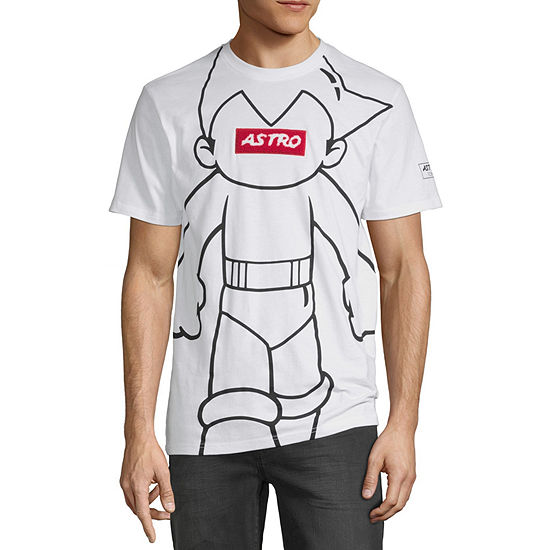 South Pole Astro Boy Mens Crew Neck Short Sleeve T-Shirt