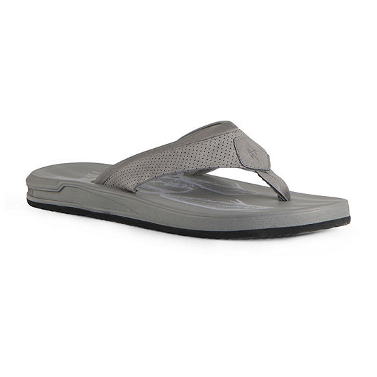 Guy Harvey Mens Tidal Dorado Flip-Flops