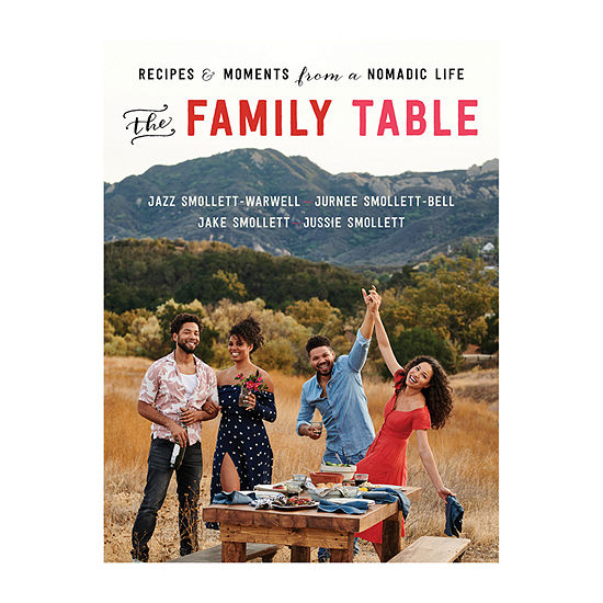 The Family Table: Recipes & Moments From A Nomadic Life