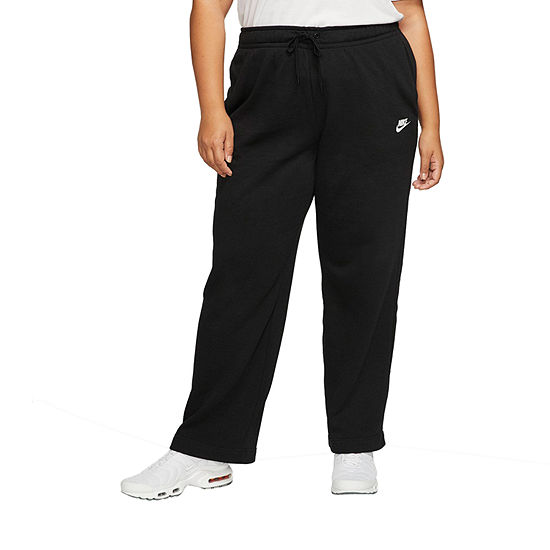 Nike Womens Mid Rise Plus Workout Pant