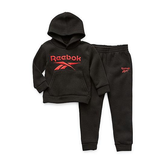 Reebok Little Boys 2-pc. Pant Set