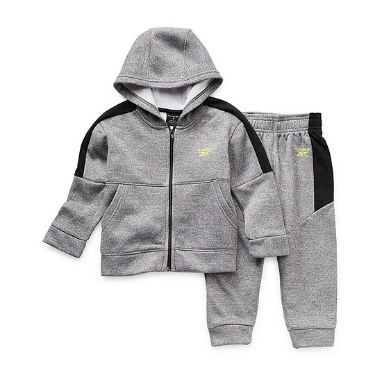 Reebok Little Boys 2-pc. Pant Set