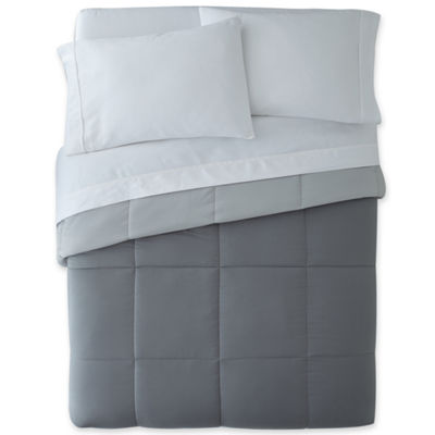 JCPenney Home™ Classic Light-Warmth Down Alternative Reversible Comforter