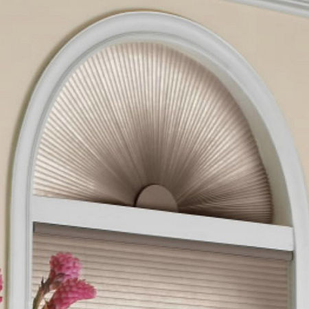 JCPenney Home Arch Cellular Shade - FREE SWATCH, One Size , Brown