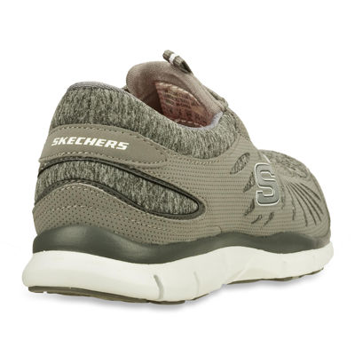 Skechers® Bungee Womens Slip-On Sneakers