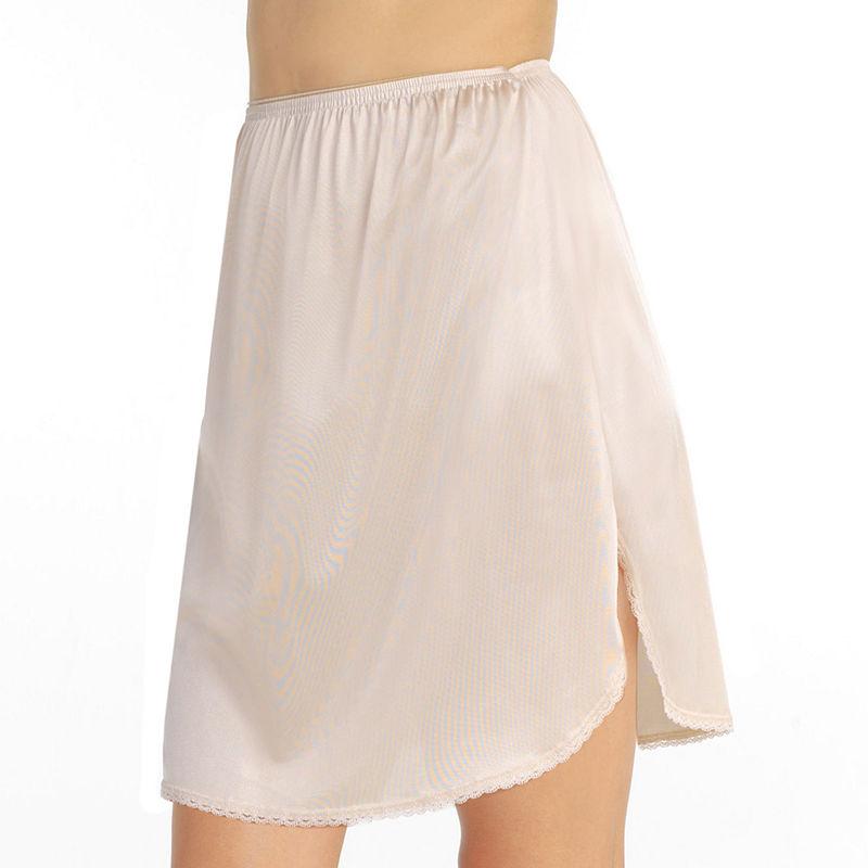 """Vanity Fair 24"""" Half Slip - 11760 plus size,  plus size fashion plus size appare"""