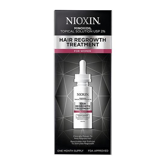 Nioxin® Hair Regrowth Treatment for Women, 30-Day Supply - 2 oz.