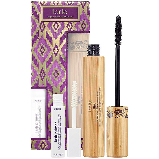 tarte Multipleye™ & Gifted™ Lash Enhancing Primer & Amazonian Clay Smart Mascara