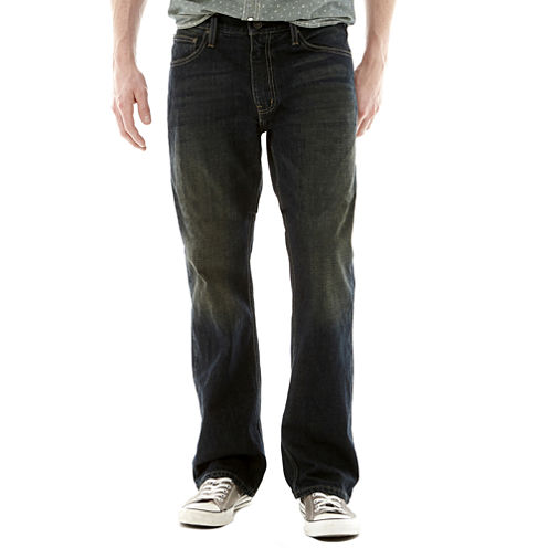 Arizona Basic Men's Original Bootcut Jeans