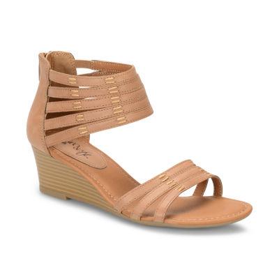 Eurosoft Womens Margo Wedge Sandals