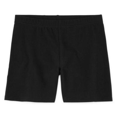 Total Girl Bike Shorts - Big Kid Girls