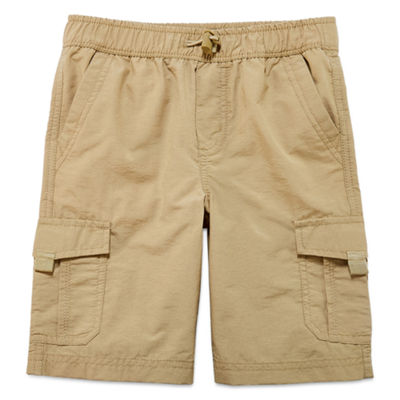 Arizona Boys Trek Cargo Shorts - Preschool 4-7