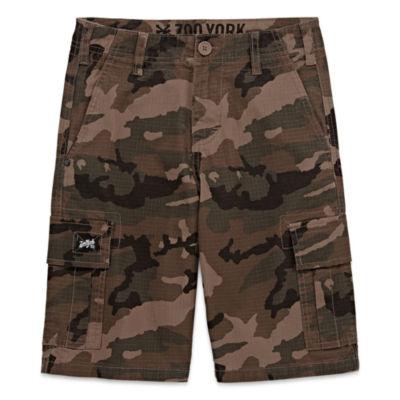 Zoo York Rip Stop Cargo Shorts - Big Kid Boys