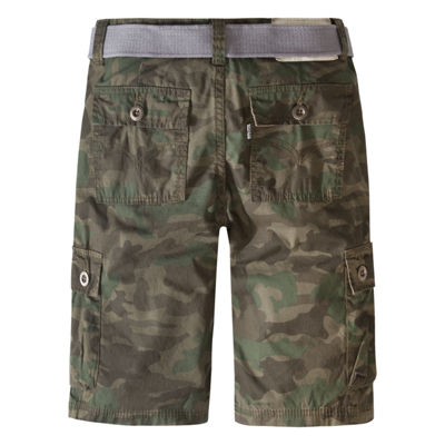 Levi's® ™ Rip Stop Cargo Shorts - Big Kid Boys