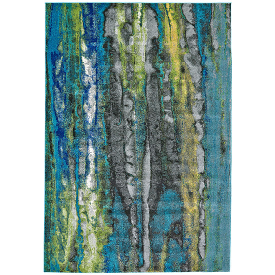 Weave And Wander Chios Hooked Rectangular Rug