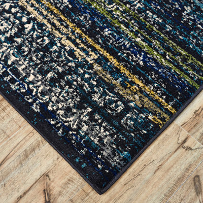 Room Envy Sela Hooked Rectangular Rug