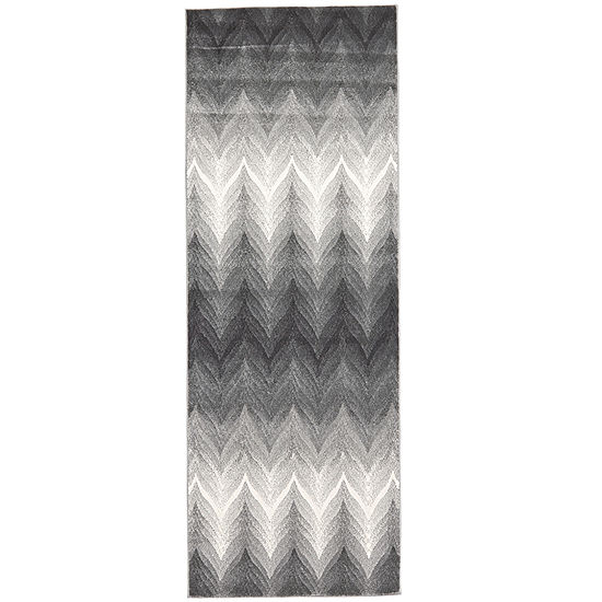 Weave And Wander Courtina Hooked Rectangular Rug
