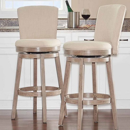 Davis Big & Tall Bar Stool