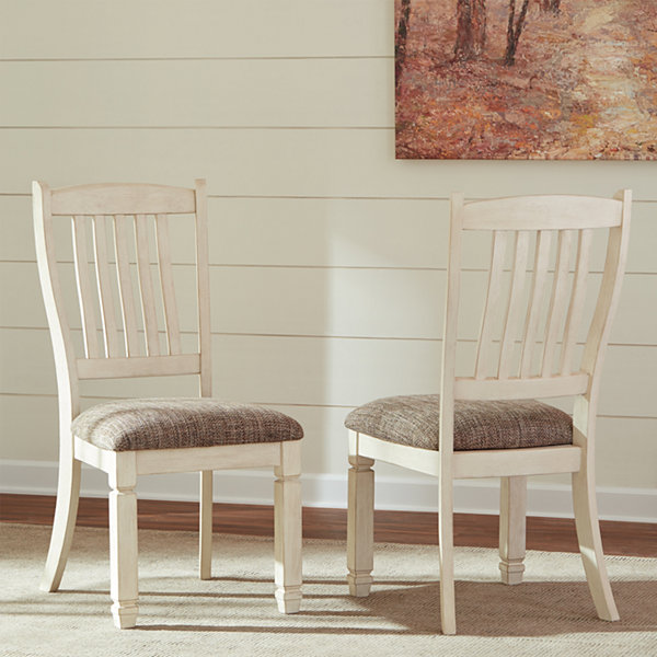 Signature Design by Ashley® Roanoke Set of 2 Side Chairs