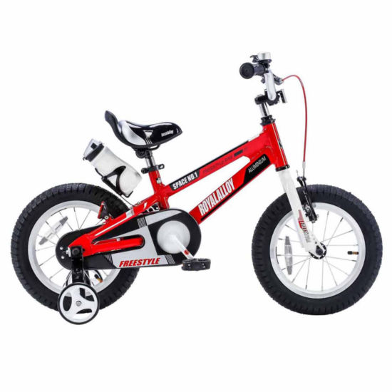 RoyalBaby Space No. 1 12 inch Aluminum Kid's Bicycle
