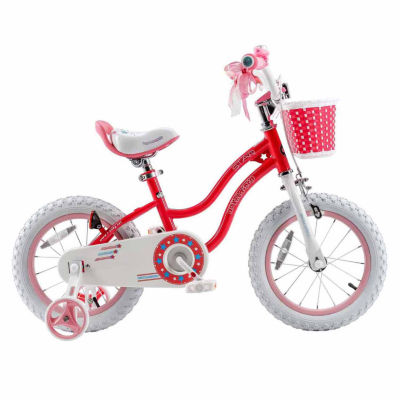 "RoyalBaby Stargirl 12"" Girl's Bike"