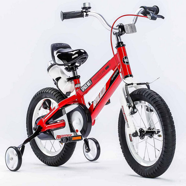 RoyalBaby Space No.1 14 inch Aluminum Kid's Bicycle