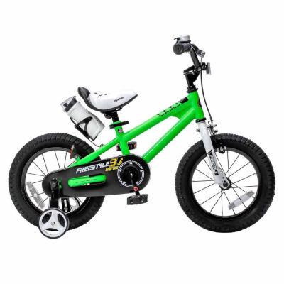 RoyalBaby 14 inch BMX Freestyle Kids' Bicycle