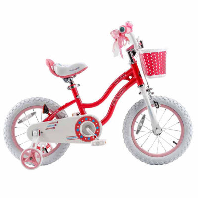 "RoyalBaby Stargirl  14"" Girl's Bicycle"