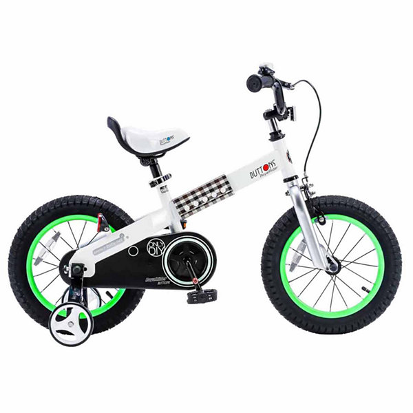RoyalBaby Matte Buttons 16 inch Kids Bicycle