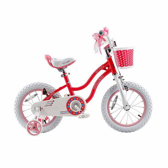 "RoyalBaby Stargirl 16"" Girl's Bike"