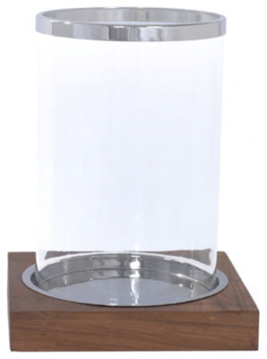 R16 Home Small Threshold Hurricane Candle Holder