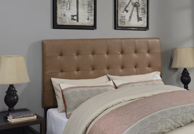 Upholstered Tufted Headboard