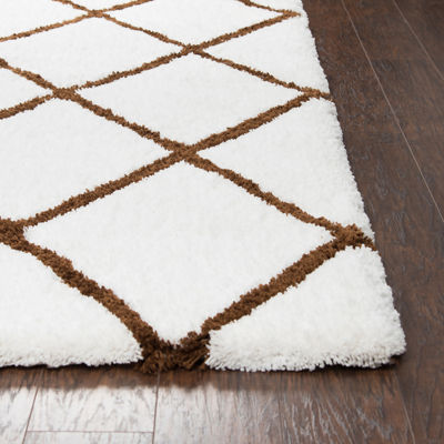 Rizzy Home Arden Loft-Danbury Crossing CollectionAva Geometric Area Rug