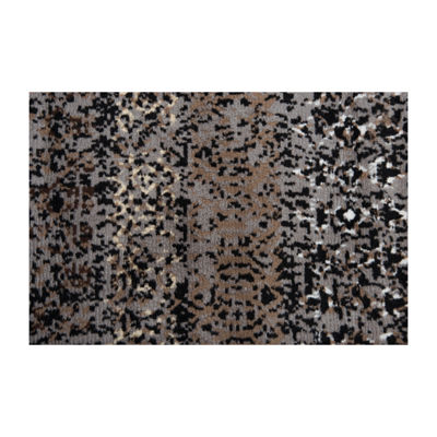 Rizzy Home Xcite Collection Zofia Geometric Power-Loomed Area Rug