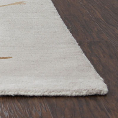 Rizzy Home Arden Loft-Lewis Manor Collection Penny Hand-Tufted Abstract Rug